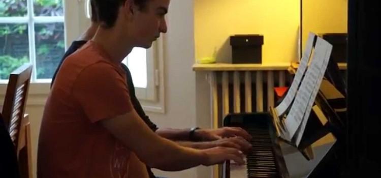 4 mains Fantaisie en fa min de Schubert